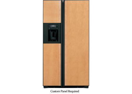 GE - PZS23KPEBV - Side-by-Side Refrigerators
