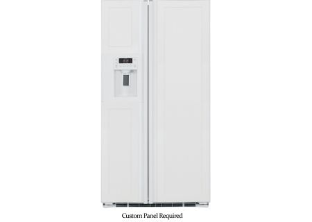 GE - PZS23KPEWV - Side-by-Side Refrigerators
