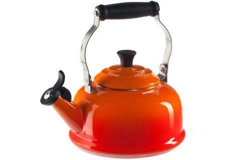 Le Creuset 1.75 QT Flame Classic Whistling Kettle - Q3101-2