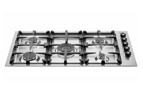 "Bertazzoni Professional Series 36"" Stainless Steel Cooktop  - Q36500X"