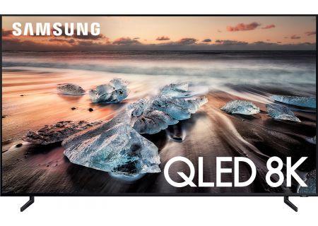"Samsung 85"" Q900 Black QLED 8K UHD Smart HDTV - QN85Q900RAFXZA"