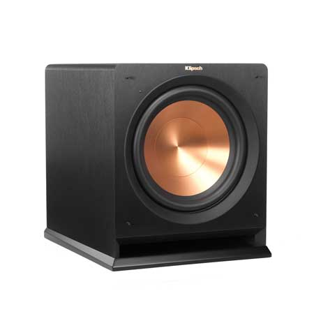 Klipsch 12 Quot Black Powered Subwoofer R 112sw
