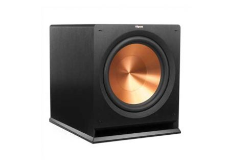 "Klipsch 15"" Black Powered Subwoofer - R-115SW"