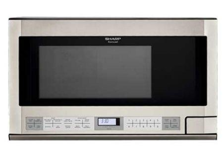 Sharp - R1214 - Microwaves