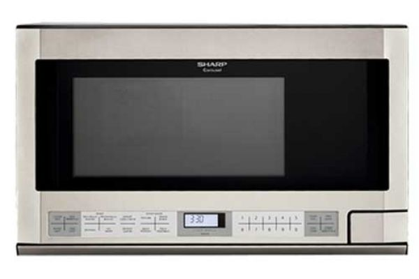 Sharp Over The Counter Microwave Oven - R1214