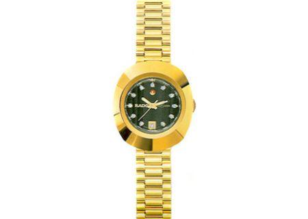 Rado Original Diastar Jubile Black Dial Ladies Watch - R12416613