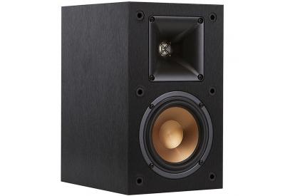 Klipsch Reference R-14M Black Bookshelf Speakers - R-14M