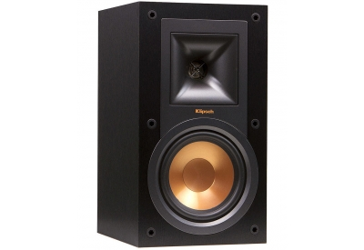 Klipsch Reference R-15M Black Bookshelf Speakers - R-15M