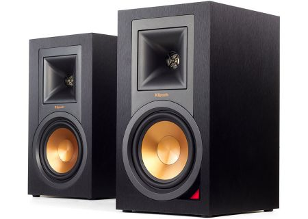 Klipsch Reference Series Ebony Powered Speakers - R-15PM