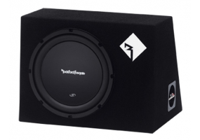 Rockford Fosgate - R1L-1X10 - Vehicle Sub Enclosures