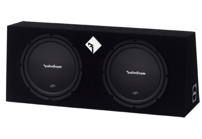 Rockford Fosgate - R1L-2X12 - Vehicle Sub Enclosures