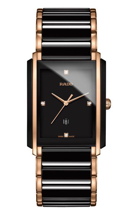Rado Integral Jubile Two Tone Mens Watch R20207712