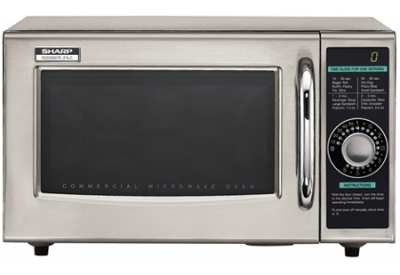 Sharp - R-21LCF - Microwaves