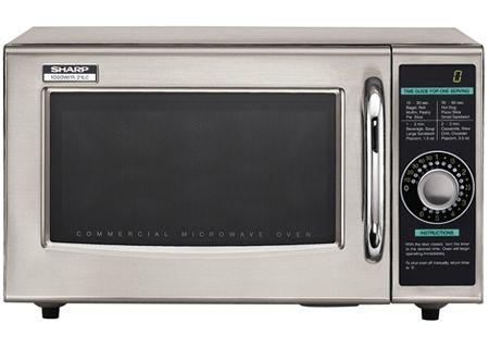 Sharp - R-21LCF - Microwaves