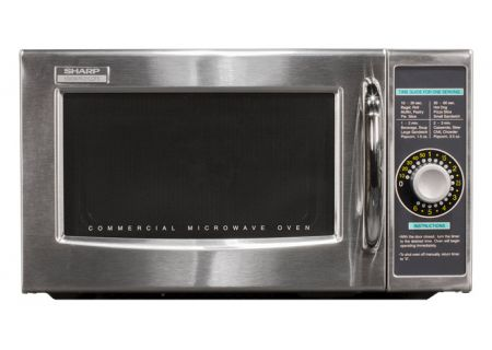 Sharp - R-21LCFS - Commercial Microwaves