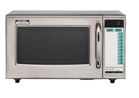 Sharp - R21LTF - Microwaves