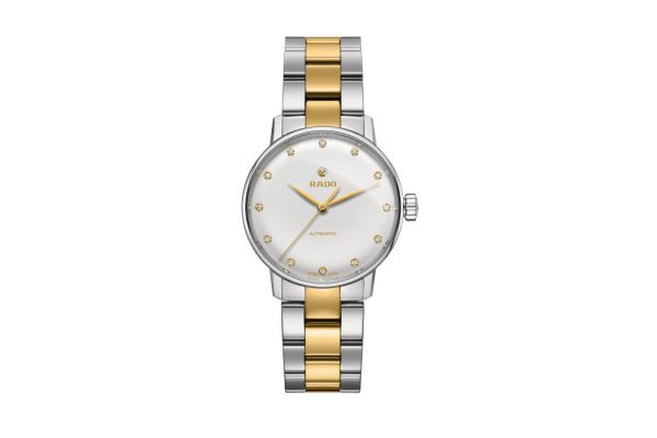 Rado Coupole Classic Two-Toned Stainless Steel Womens Watch  - R22862732