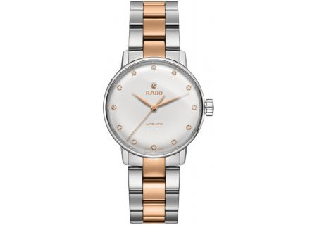 Rado Coupole Classic Rose Gold Mens Watch - R22862742