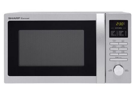 Sharp - R248BS - Microwaves