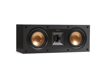 Klipsch Reference R-25C Black Center Channel Speaker - R-25C