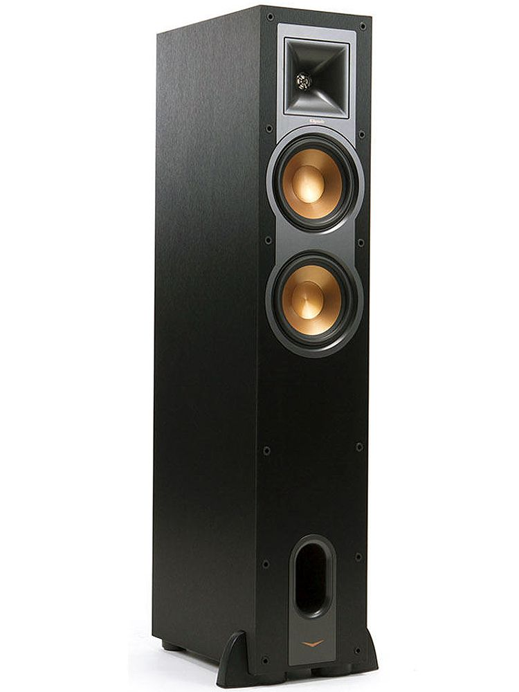 Klipsch Reference Black Floorstanding Speaker R 26f