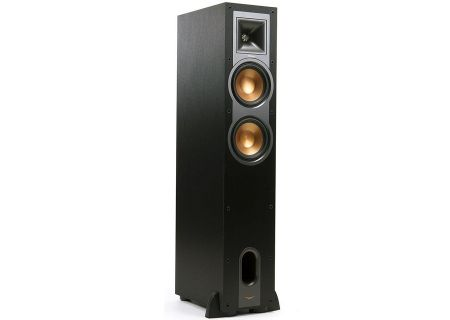 Klipsch Reference R-26F Black Floorstanding Speaker - R-26F