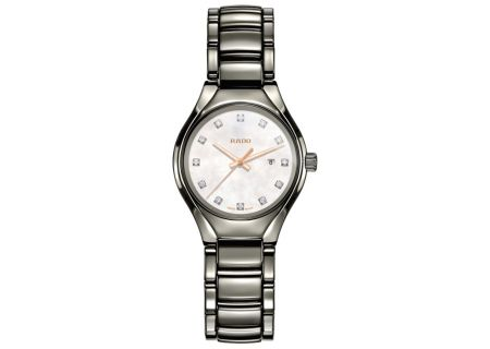 Rado True S Plasma Quartz Ladies Watch - R27060902