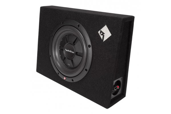"""Large image of Rockford Fosgate 10"""" Prime R2S Shallow Loaded Enclosure - R2S-1X10"""