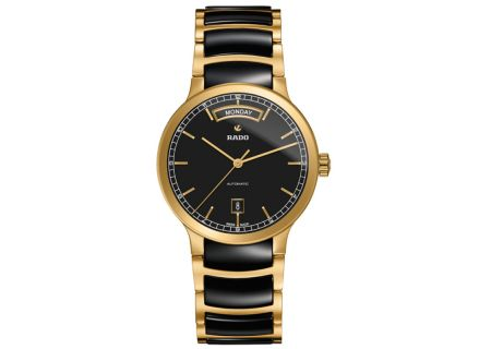 Rado Centrix L Automatic Two Tone Mens Watch - R30157162