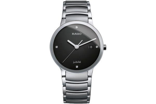 Large image of Rado Joaillerie Centrix Jubile Diamond Mens Watch - R30927713