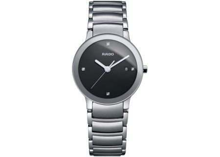 Rado Centrix Jubile Stainless Steel Womens Watch -  - R30928713