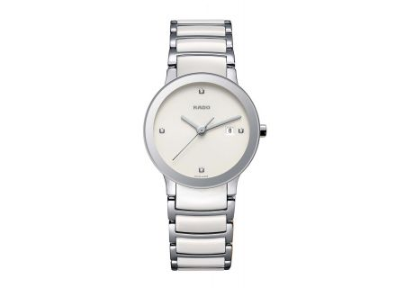 Rado Centrix S Quartz Stainless Steel Womens Watch - R30928722