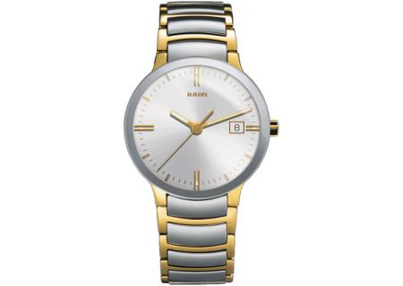 Rado Centrix Two-Tone Mens Watch - R30931103