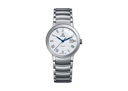 Rado Centrix Automatic Stainless Steel Womens Watch - R30940013