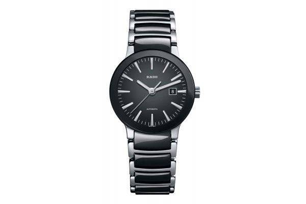 Large image of Rado Centrix Automatic Black Womens Watch - R30942152