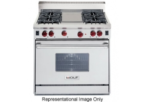 Wolf - R364G - Gas Ranges