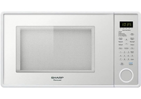 Sharp - R409YW - Microwave Ovens & Over the Range Microwave Hoods