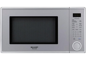 Sharp - R409YV - Microwave Ovens & Over the Range Microwave Hoods