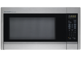 Sharp - R431ZS - Microwave Ovens & Over the Range Microwave Hoods