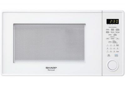 Sharp - R459YW - Microwaves