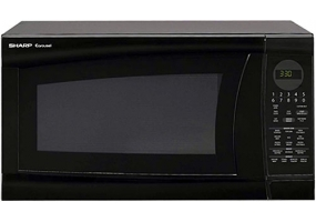 Sharp - R520LKT - Microwave Ovens & Over the Range Microwave Hoods