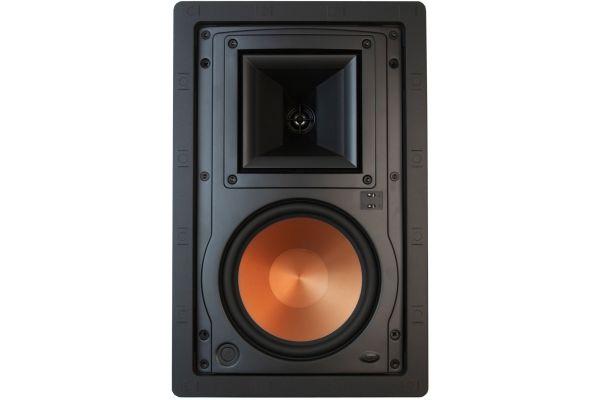 Large image of Klipsch Two-Way In-Wall White Loudspeaker (Each) - 1014133