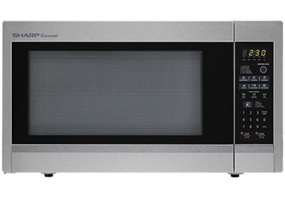 Sharp - R-551ZS - Microwave Ovens & Over the Range Microwave Hoods