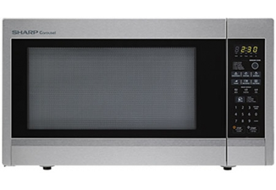 Sharp - R-551ZS - Microwaves