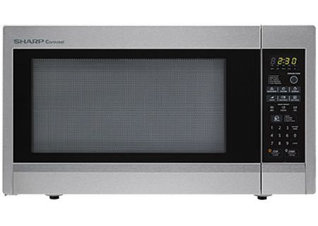 Sharp - R-551ZS - Countertop Microwaves