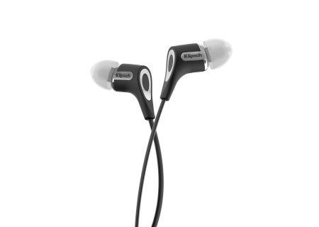 Klipsch - R6 BLK - Earbuds & In-Ear Headphones