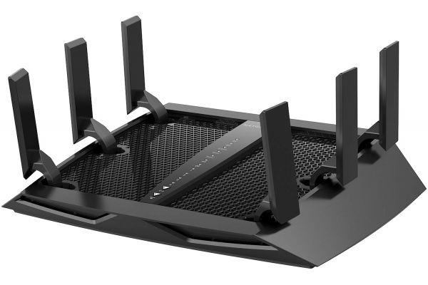 Large image of Netgear Nighthawk X6 Tri-Band WiFi Router - R8000100N
