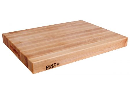 John Boos & Co. Professional Hard Rock Maple Reversible Cutting Board - RA03-2