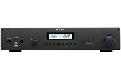 Rotel - RA12BK - Amplifiers