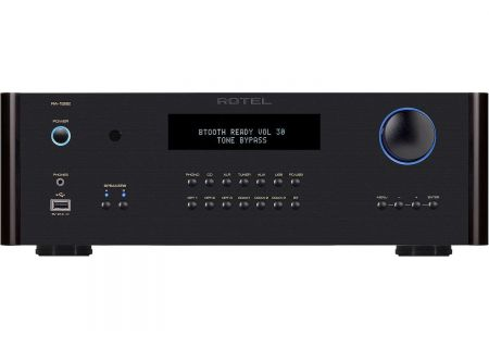 Rotel Black Stereo Integrated Amplifier - RA1572BK - RA-1572
